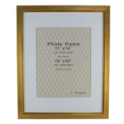 KingwinHomeDecor Picture Frame; Gold