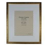 KingwinHomeDecor Picture Frame; Antique Gold