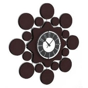 Mid Century Decor 20'' Modern Chic Clock