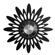 Mid Century Decor 20'' Swoon Clock