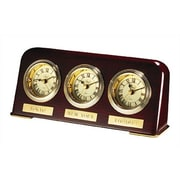 Chass Multi Zone Desk Top Clock