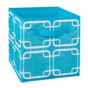ClosetMaid Cubeicals Square Print Fabric Drawer