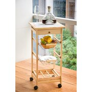 Merax Kitchen Cart