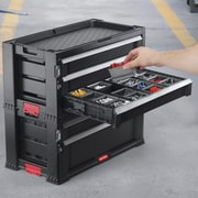 Keter Tool Chest System 22.1'' Wide 5 Drawer Service Cart