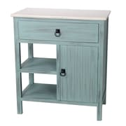 Privilege 1 Drawer 1 Door Accent Stand with Shelf