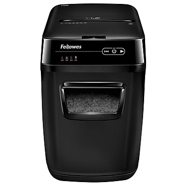 Fellowes® AutoMax™ 150C 150-Sheet Auto Feed Shredder (4656101)