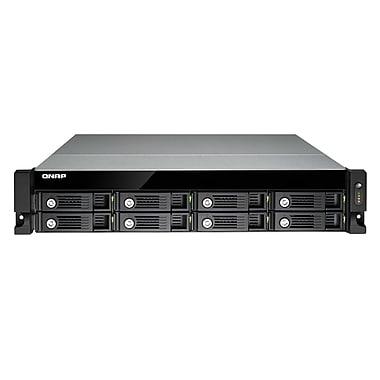 QNAP (TVS-871U-RP-i5-8G-US) 8-Bay High Performance Unified Storage, 8GB RAM