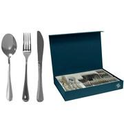 Magefesa Cordoba 24 Piece Stainless Steel Flatware Set