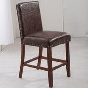 NOYA USA 24'' Bar Stool with Cushion