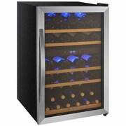 Allavino Cascina 29 Bottle Dual Zone Freestanding Wine Refrigerator