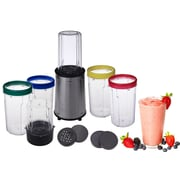 Ovente 17 Piece All Purpose Stainless Steel Flash Blender
