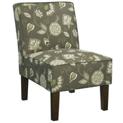 DHI Alexandra Side Chair in Floral