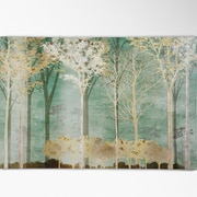 WexfordHome 'Into The Woods' by Conrad Knutsen Painting Print on Wrapped Canvas