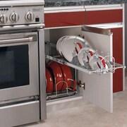 Rev-A-Shelf 2 Tier Cookware Organizer
