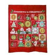 CHF Advent Calendar Throw