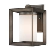 Wildon Home   Reagon Outdoor Wall Fixture (Set of 2)