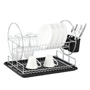 Hopeful Enterprise Deluxe 2 Tier Dish Rack