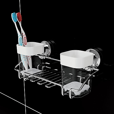Everloc Xpressions Station Toothbrush Holder WYF078278732966