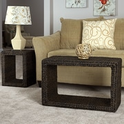 Household Essentials Havana 2 Piece Coffee Table Set