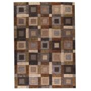 Hokku Designs Big Box Hand-Woven Gray Area Rug; 6'6'' x 9'9''
