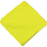 "Zwipes 16 x 16"" Microfiber Cleaning Towel, Yellow Package Of 12 (H1-728)"