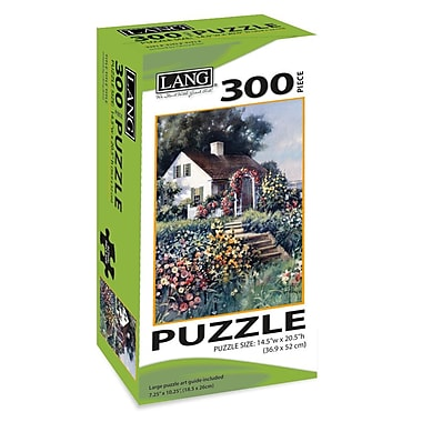 LANG Seaside Cottage Jigsaw Puzzle, 300 Pieces, (5040103)