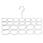 Hopeful Enterprise 22 Circle Hanging Organizer (Set of 2); Chrome