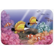 Caroline's Treasures Undersea Fantasy 6 Glass Cutting Board