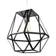 UrbanHomeIndustrial Hexagonal 19'' Table Lamp
