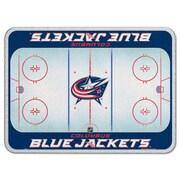 Wincraft NHL Cutting Board; Columbus Blue Jackets