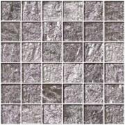 SusanJablon 2'' x 2'' Glass Mosaic Tile in Lavender Pearl
