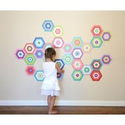 Pop & Lolli Puzzling Tiles Wall Decal