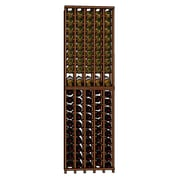 Wineracks.com Premium Cellar Series 100 Bottle Wine Rack Kit; Mahogany