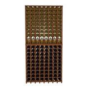Wineracks.com Premium Cellar Series 160 Bottle Wine Rack Kit; Mahogany