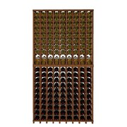Wineracks.com Premium Cellar Series 180 Bottle Wine Rack Kit; Mahogany