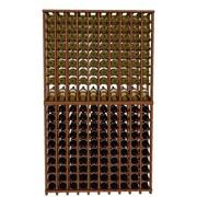 Wineracks.com Premium Cellar Series 200 Bottle Wine Rack Kit; Mahogany