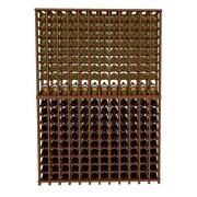 Wineracks.com Premium Cellar Series 240 Bottle Wine Rack Kit; Mahogany