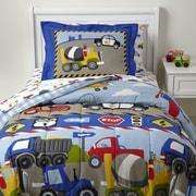 Birch Lane Kids Busy Streets 5-Piece Bedding Set