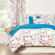 Siscovers Crayola Dream in Color Duvet Set; Twin