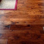 Albero Valley Hudson Bay Random Width Engineered Hickory Hardwood Flooring in Yukon