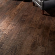 Albero Valley Farmhouse 7-1/2'' Engineered Maple Hardwood Flooring in English