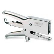 Rapesco® HD-73 Heavy-Duty Stapling Plier, 12 mm, Gray/Silver (1169)