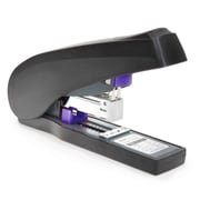 Rapesco® X5-90ps Less Effort Assisted Half Strip Heavy Duty Stapler, 6 - 12 mm, Black (1143)