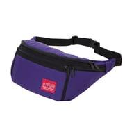 Manhattan Portage Alleycat Waist Bag Large  with Zipper Purple (1102Z PRP)