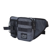 Manhattan Portage Echelon Waist Bag Grey (1155-BL GRY)