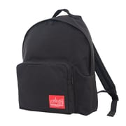 Manhattan Portage Big Apple Backpack Large with  Binding Black (1211-BD BLK)