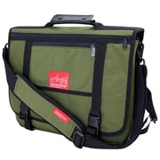 Manhattan Portage Wallstreeter with Back Zipper Olive (1444Z OLV)