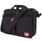 Manhattan Portage Tribeca Bag with Back Zipper Black (1446Z BLK)