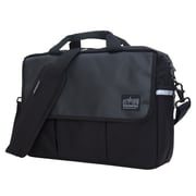 Manhattan Portage Webb Convertible Briefcase Black (1448-BL BLK)