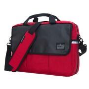Manhattan Portage Webb Convertible Briefcase Red (1448-BL RED)